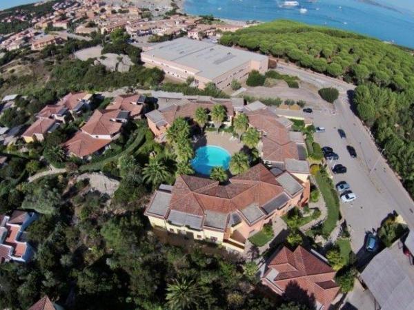 Prachtig vakantiehuis in Palau , Sardinie
