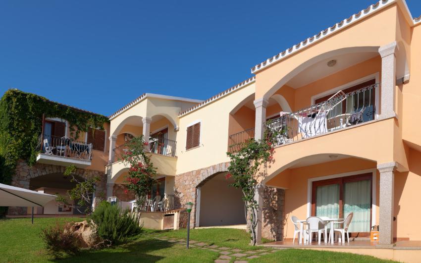 in Badesi, Sardinie
