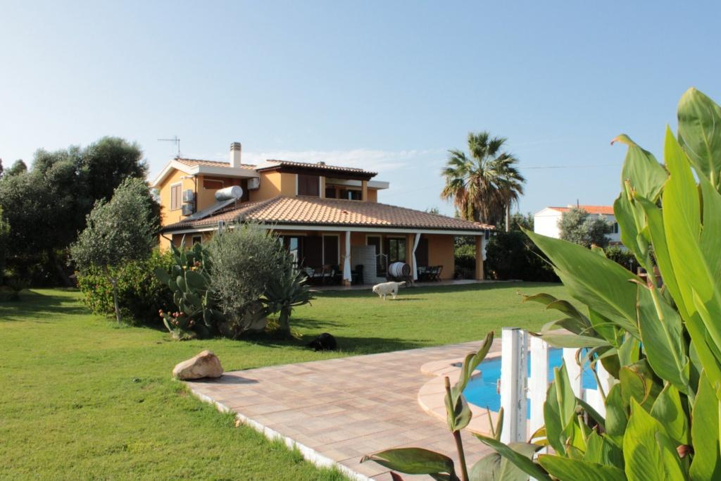Prachtig vakantiehuis in Castiadas, Sardinie