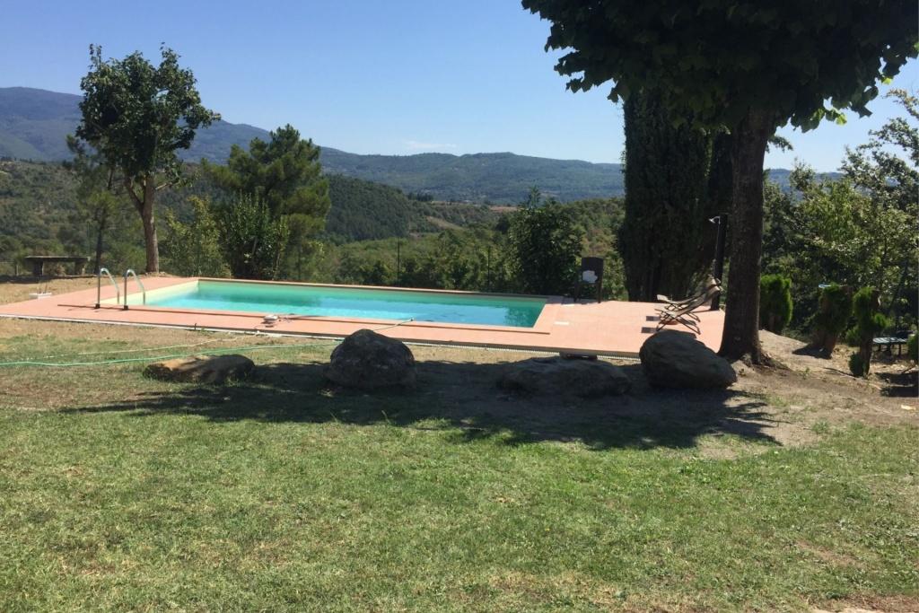 Prachtig vakantiehuis in Capolona, Toscane