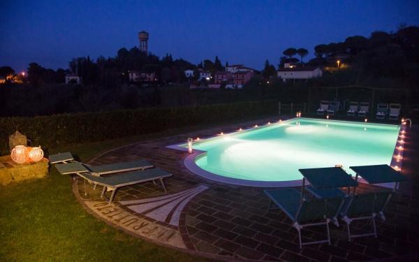 in Lari-Pisa, Toscane