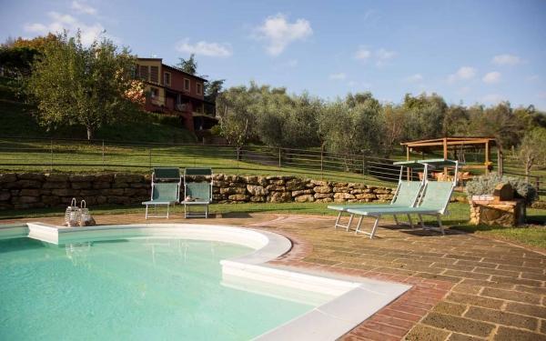 Prachtig familiehuis in Lari-Pisa, Toscane