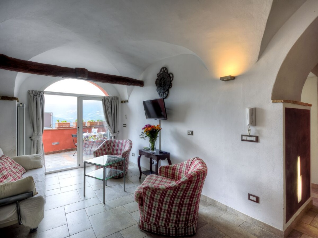 Prachtig vakantiehuis in San-Lorenzo-al-Mare, Ligurie