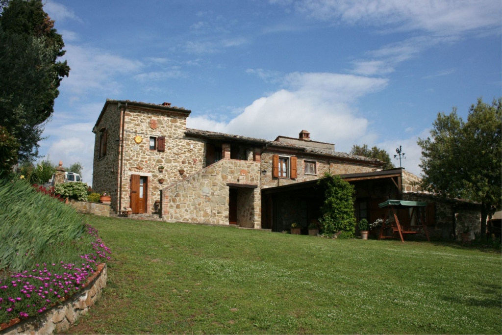 Prachtig vakantiehuis in Rigomagno, Toscane