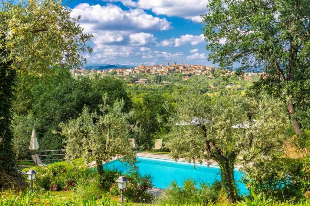 in Monte San Savino, Toscane
