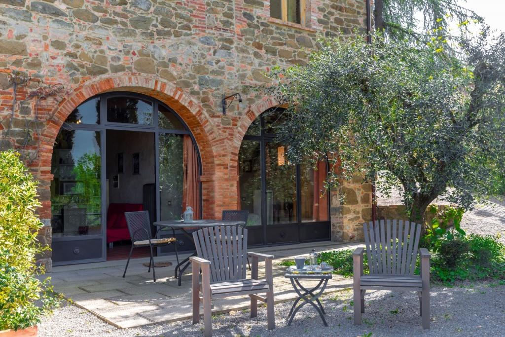 Prachtig familiehuis in Monte San Savino, Toscane