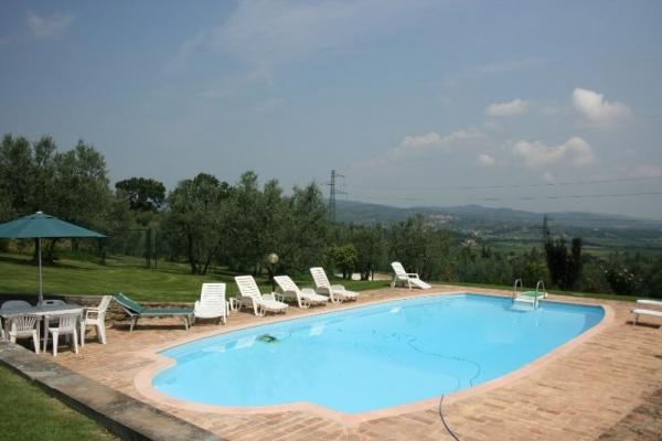 in Monte-san-Savino, Toscane