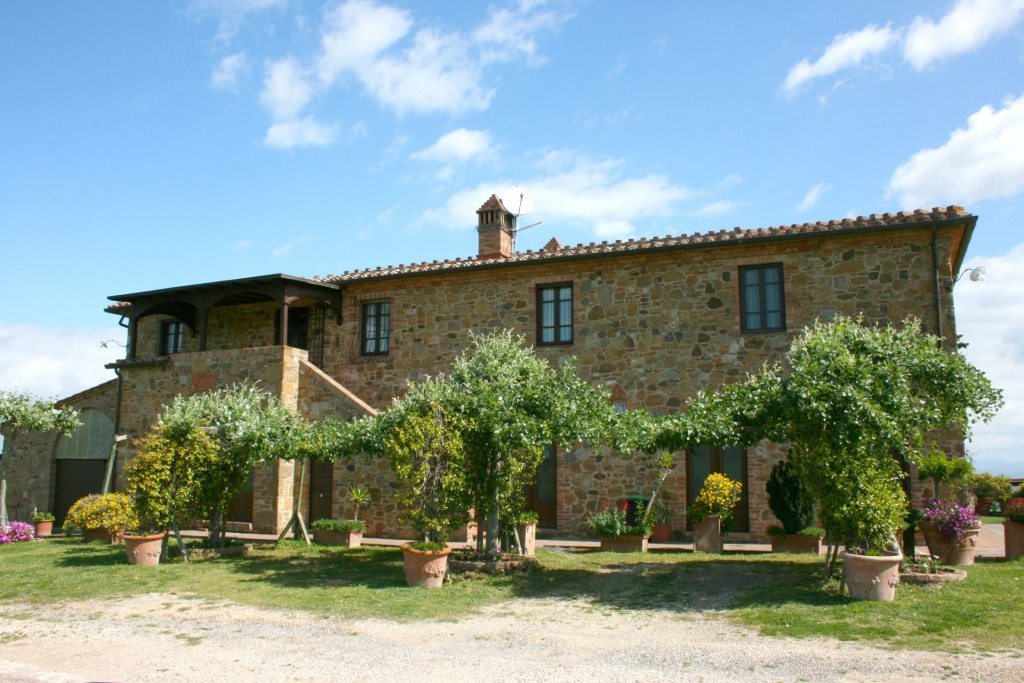 in Torrita-di-Siena, Toscane