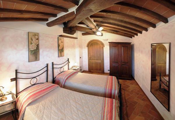 Prachtig familiehuis in Sinalunga, Toscane