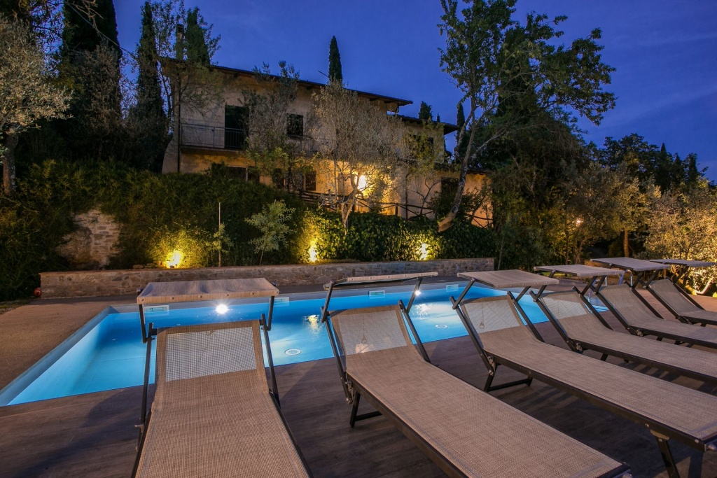 Prachtig familiehuis in Castiglion-Fiorentino, Toscane