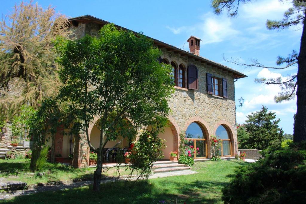 Prachtig familiehuis in Monte-san-Savino, Toscane
