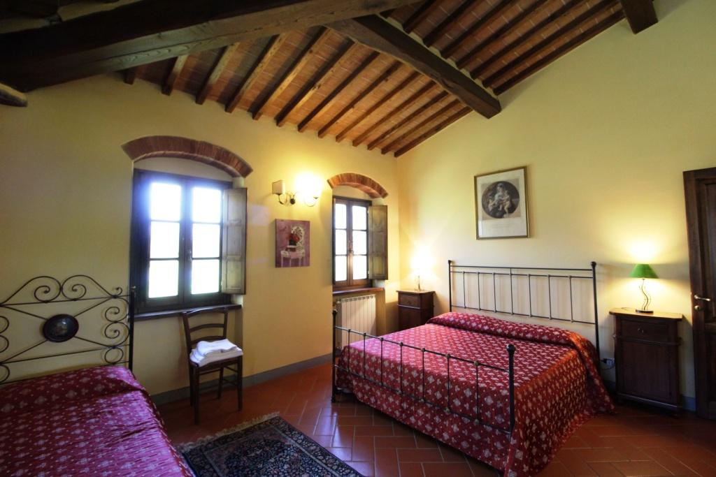 Prachtige groepsaccommodatie in Civitella-in-Valdichiana, Toscane