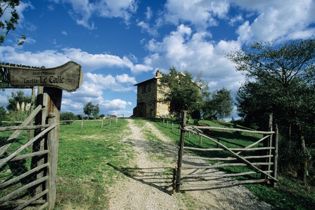 Prachtig vakantiehuis in Paganico, Toscane