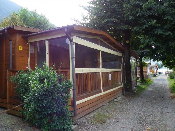 in Porlezza, Luganomeer