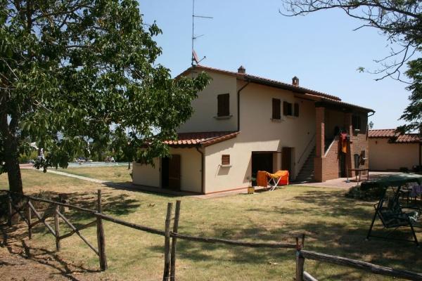 Prachtig familiehuis in Foiano della Chiana, Toscane