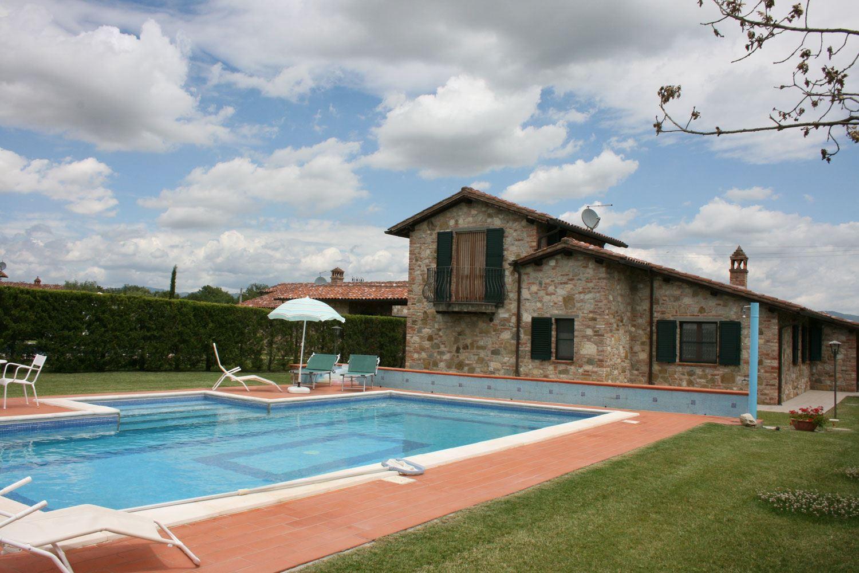 in Castiglione-del-Lago, Umbrie