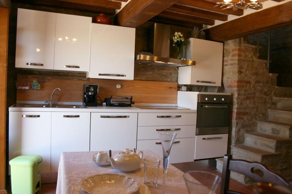 Prachtig vakantiehuis in Subbiano, Toscane