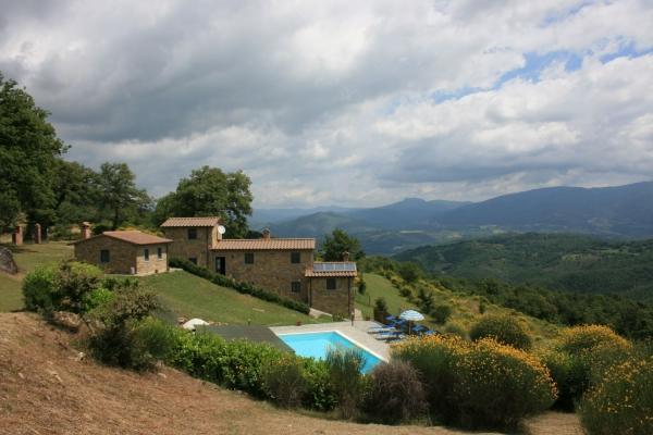 Prachtig familiehuis in Talla, Toscane