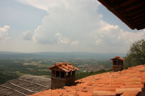 Prachtige groepsaccommodatie in San-Giustino-Valdarno, Toscane