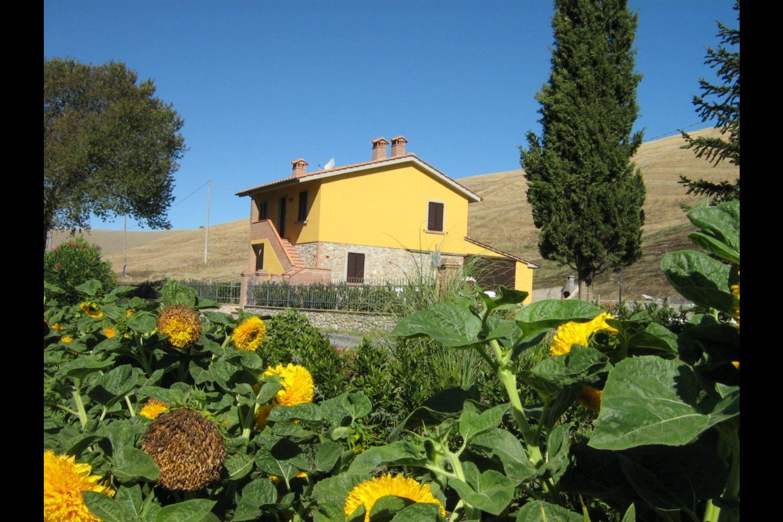 in Volterra, Toscane