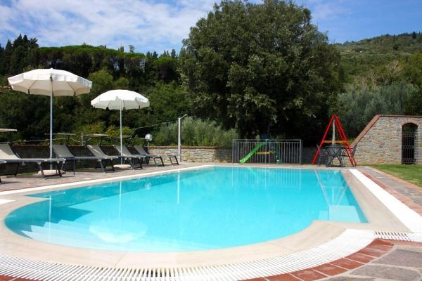 in Castiglion-Fiorentino, Toscane