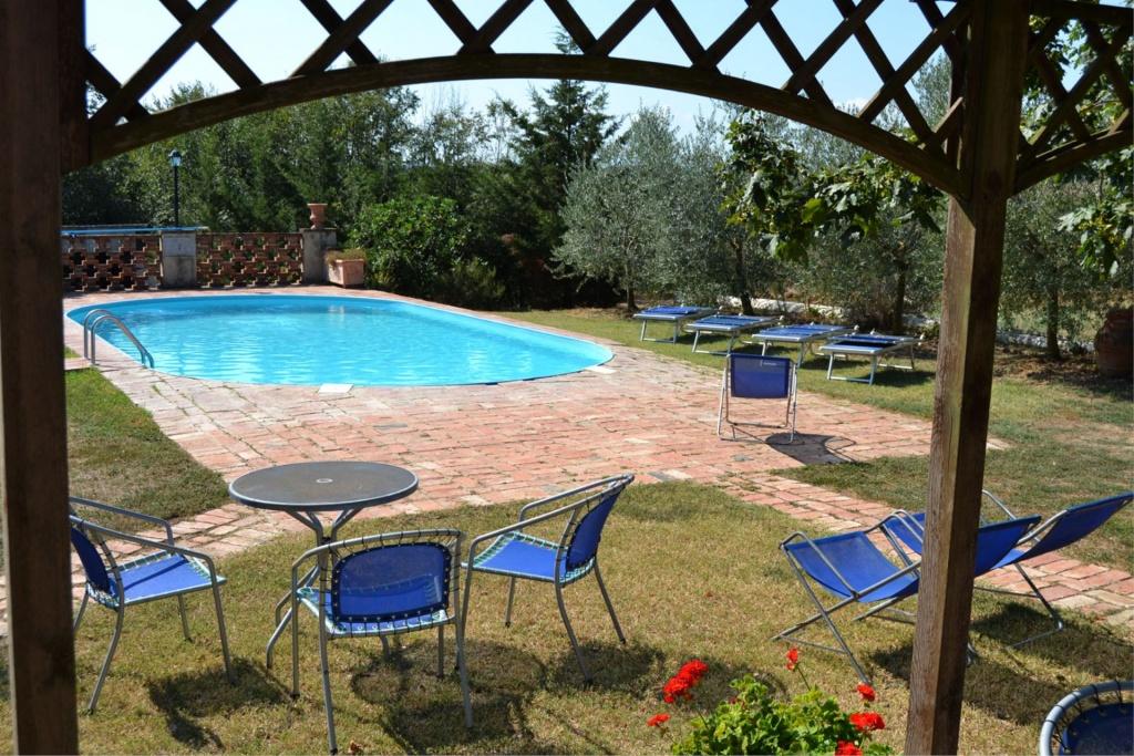 Prachtig vakantiehuis in Cortona, Toscane