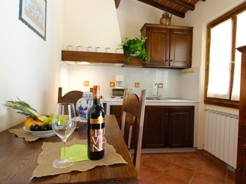 Prachtig vakantiehuis in Castelfranco-di-Sopra, Toscane