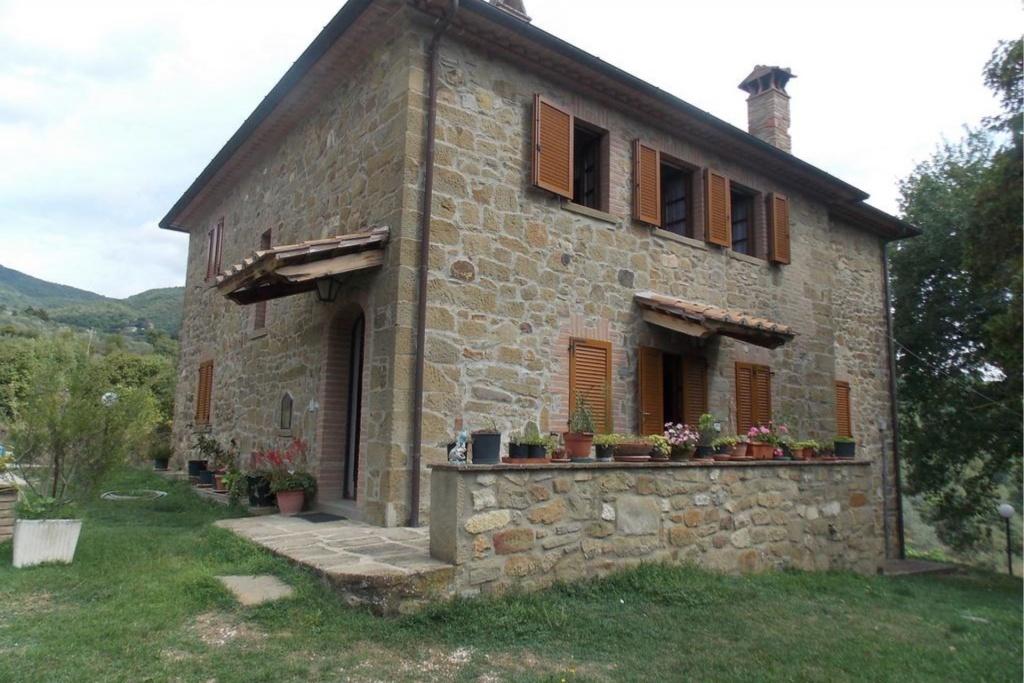 in Citta-di-Castello, Umbrie
